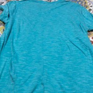 Express Shirts - Men's express aqua T small